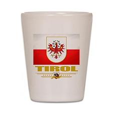 Tirol Shot Glass