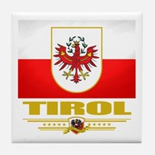 Tirol Tile Coaster