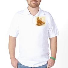 Yellow Frillback Pigeon T-Shirt