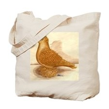 Yellow Frillback Pigeon Tote Bag