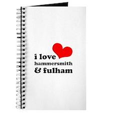 i love hammersmith & fulham Journal