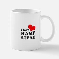 i love hampstead Mug