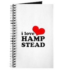 i love hampstead Journal