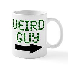 Weird Guy Mug