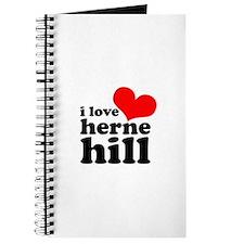i love herne hill Journal