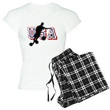 USA Soccer Player Pajamas