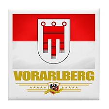 Vorarlberg Tile Coaster