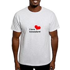 i love hounslow T-Shirt