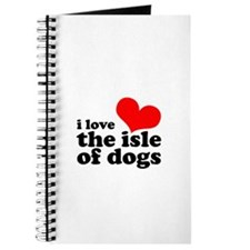 i love the isle of dogs Journal