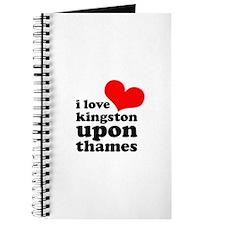 i love kingston upon thames Journal