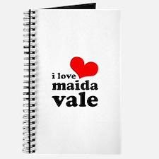 i love maida vale Journal