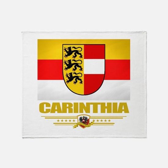 Carinthia Throw Blanket