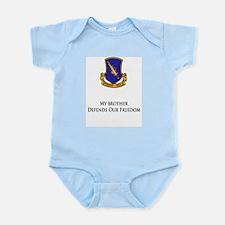 504th Parachute Infantry Regi Infant Bodysuit