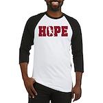 Hope Womens Soccer Baseball Jersey