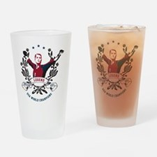 Funny Solo Drinking Glass