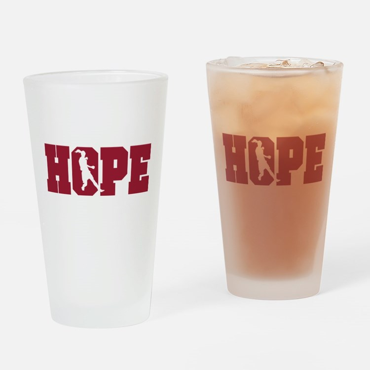Cute Hope solo new american legend usa womens Drinking Glass
