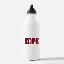 Cute Hope solo is a new american legend. usa women%27s so Water Bottle