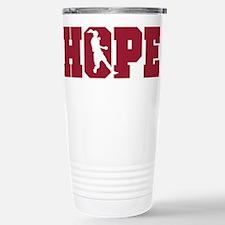 Cute Hope solo is a new american legend. usa women%27s so Travel Mug