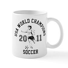 Unique Usa womens soccer champions 2011 championship ho Mug