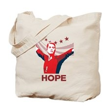 Unique Usa womens soccer Tote Bag
