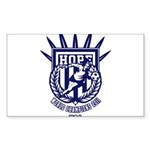 Sticker (Rectangle 10 pk)