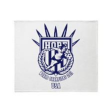 Cute Hope solo Throw Blanket