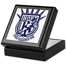Cute Usa women's world soccer champions 2011 champions Keepsake Box