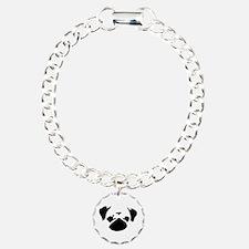 Cutie Pug Bracelet