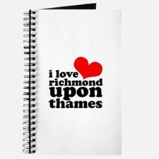i love richmond upon thames Journal