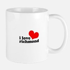 i love richmond Mug