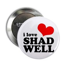 """i love shadwell 2.25"""" Button (100 pack)"""