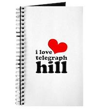 i love telegraph hill Journal