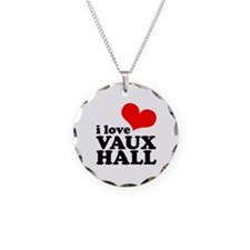i love vauxhall Necklace