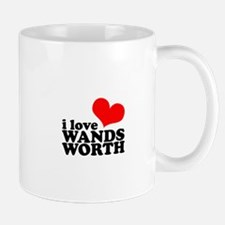 i love wandsworth Mug