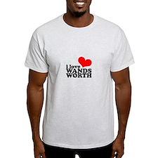 i love wandsworth T-Shirt