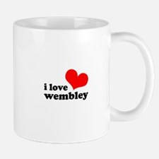 i love wembley Mug