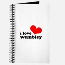 i love wembley Journal