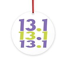 13.1 Ornament (Round)