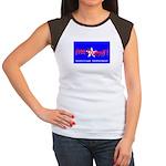 Free Yourself Women's Cap Sleeve T-Shirt