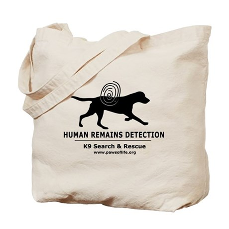 HRD Dog Tote Bag