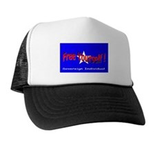 Free Yourself Trucker Hat