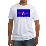 Free Yourself Fitted T-Shirt
