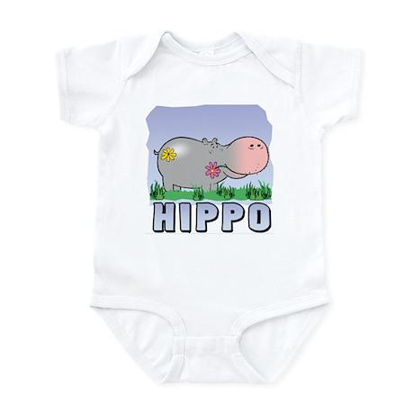 Happy Hippo Infant Creeper