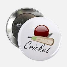 """cricket 2.25"""" Button"""