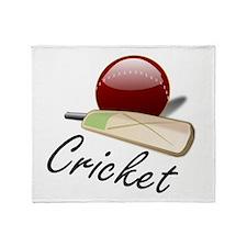 cricket Throw Blanket