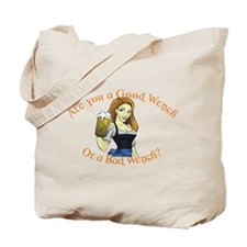 Good Wench Tote Bag
