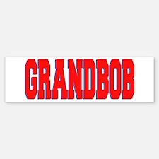 GrandBob Bumper Bumper Sticker