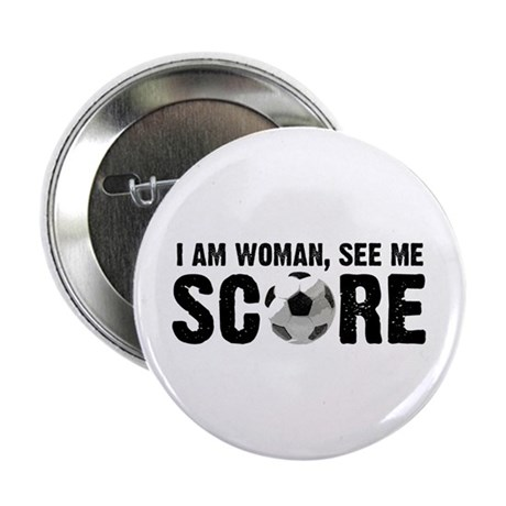 "See Me Score Soccer 2.25"" Button"