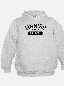 Finnish Girl Hoodie