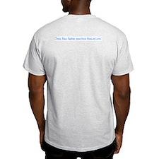 When One Door Closes Ash Grey T-Shirt